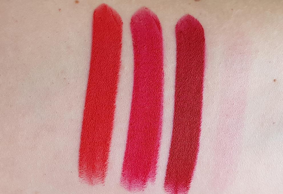 I'm matt lipstick Pupa Milano